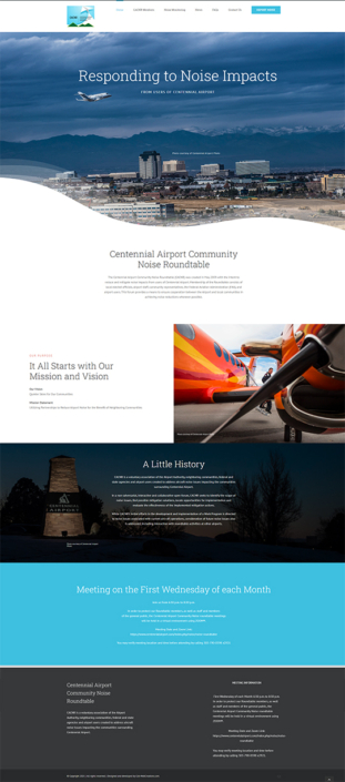 Centennial Airport Community Noise Roundtable